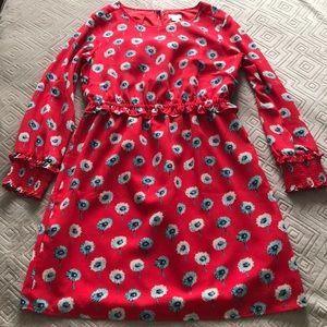 JCREW sunflower dress
